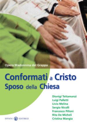 Copertina del libro Conformati a Cristo Sposo della Chiesa
