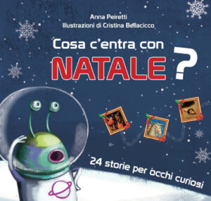 Copertina del libro Cosa c'entra con Natale?
