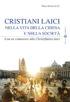 Copertina del libro Cristiani laici nella vita della chiesa e nella società