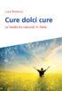Copertina del libro Cure dolci cure