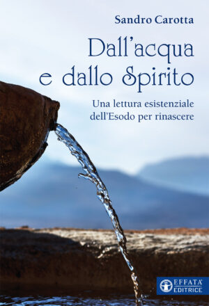 Copertina del libro Dall'acqua e dallo Spirito