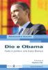 Copertina del libro Dio e Obama