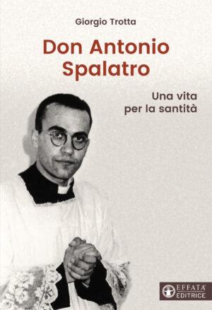 Copertina del libro Don Antonio Spalatro
