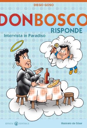 Copertina del libro Don Bosco risponde