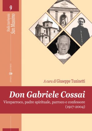 Copertina del libro Don Gabriele Cossai