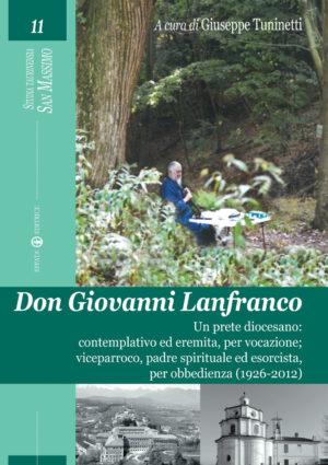 Copertina del libro Don Giovanni Lanfranco