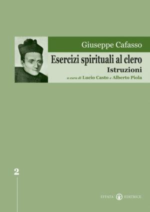 Copertina del libro Esercizi spirituali al clero II