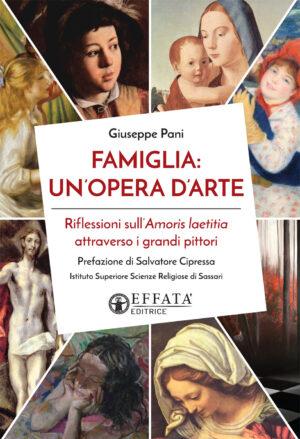 Copertina del libro Famiglia: un'opera d'arte