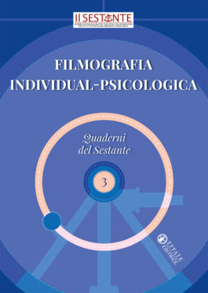 Copertina del libro Filmografia Individual-Psicologica