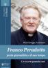 Copertina del libro Franco Peradotto prete giornalista e il suo tempo