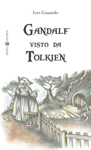 Copertina del libro Gandalf visto da Tolkien