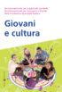 Copertina del libro Giovani e cultura