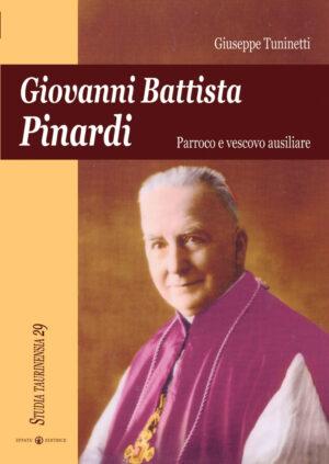Copertina del libro Giovanni Battista Pinardi