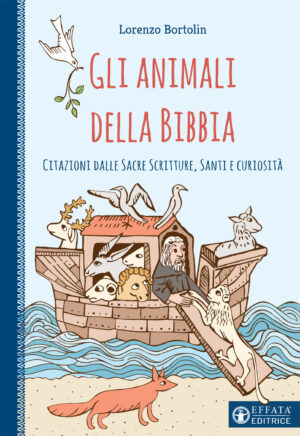 Copertina del libro Gli animali della Bibbia