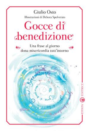 Copertina del libro Gocce di benedizione