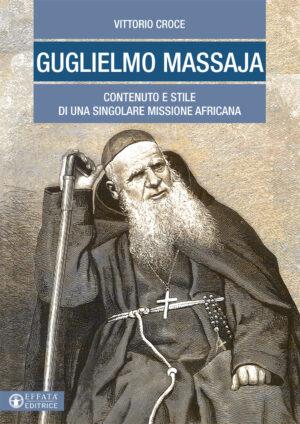 Copertina del libro Guglielmo Massaja