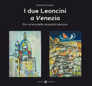 Copertina del libro I Due Leoncini a Venezia