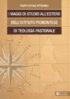 Copertina del libro I viaggi di studio all'estero dell'Istituto Piemontese di Teologia Pastorale