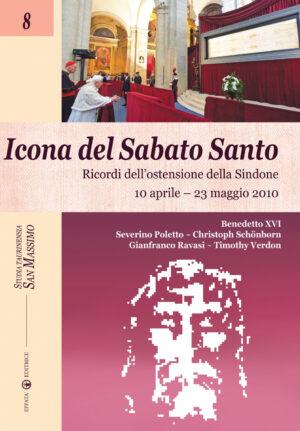 Copertina del libro Icona del Sabato Santo
