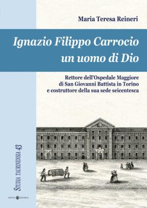 Copertina del libro Ignazio Filippo Carrocio un uomo di Dio
