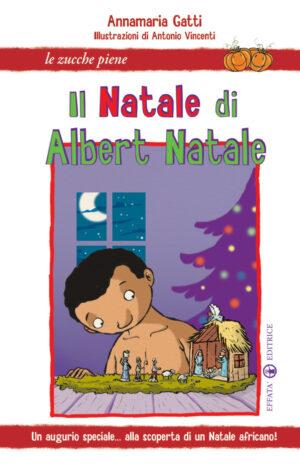 Copertina del libro Il Natale di Albert Natale
