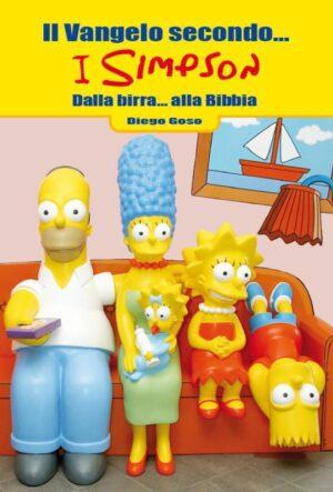 Copertina dell'ebook Il Vangelo secondo... I Simpson
