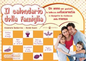 Copertina del libro Il calendario della famiglia