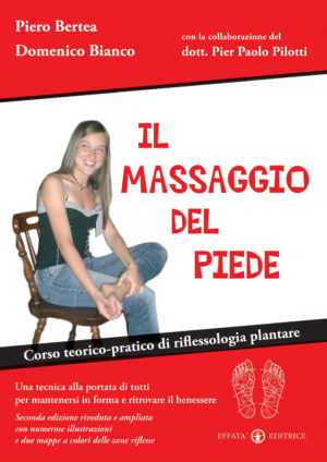 Copertina del libro Il massaggio del piede