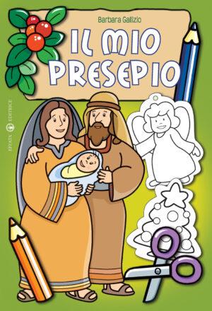 Copertina del libro Il mio presepio