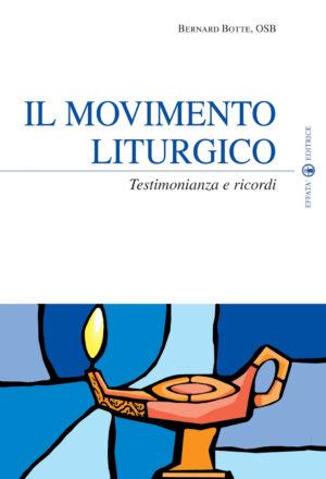 Copertina del libro Il movimento liturgico