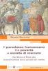 Copertina del libro Il paradosso francescano tra povertà e società di mercato