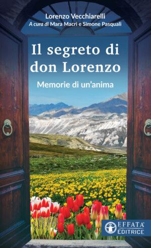 Copertina del libro Il segreto di don Lorenzo