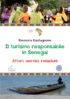Copertina del libro Il turismo responsabile in Senegal