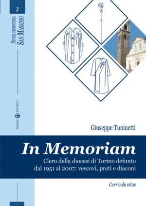 Copertina del libro In Memoriam