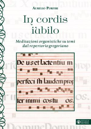 Copertina del libro In cordis iubilo