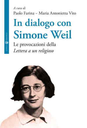 Copertina del libro In dialogo con Simone Weil
