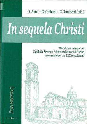 Copertina del libro In sequela Christi