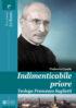 Copertina del libro Indimenticabile priore