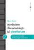 Copertina del libro Introduzione alla metodologia del cineforum