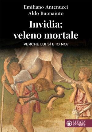 Copertina del libro Invidia: veleno mortale