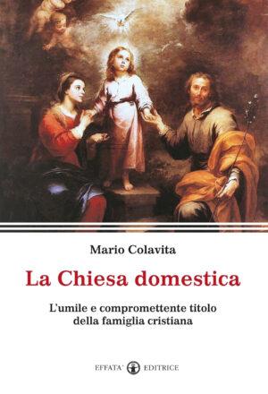 Copertina del libro La Chiesa domestica