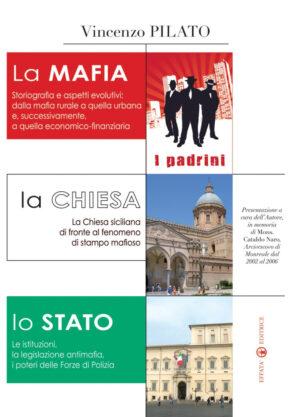 Copertina del libro La Mafia, la Chiesa, lo Stato