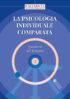 Copertina del libro La Psicologia Individuale Comparata