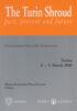 Copertina del libro La Sindone - The Turin Shroud