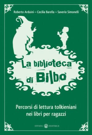 Copertina del libro La biblioteca di Bilbo