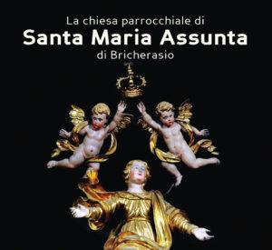 Copertina del libro La chiesa parrocchiale di Santa Maria Assunta di Bricherasio