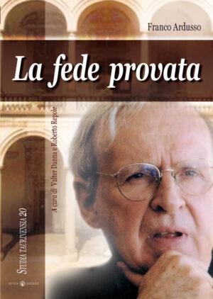 Copertina del libro La fede provata