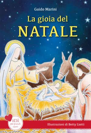 Copertina del libro La gioia del Natale