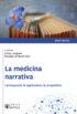 Copertina del libro La medicina narrativa