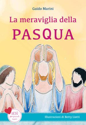 Copertina del libro La meraviglia della Pasqua